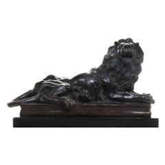 Mid-19th Century Bronze Cast after a Model after A. Barye