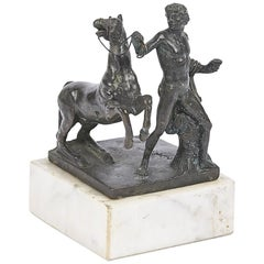 Mid-19th Century Bronze of Alexander the Great