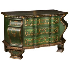 Mid-19th Century Chest of Drawers in Baroque Style