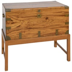 Mid-19th Century Chinese Camphor Chest