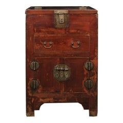 Mid-19th Century Chinese Money Chest