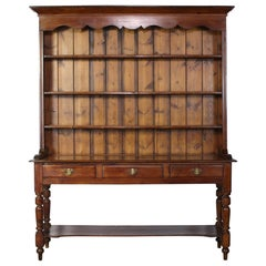Mid-19th Century English Pine Dresser