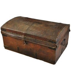 Mid-19th Century Italian Trunk