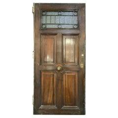 Mid-19th Century Oak Door from France
