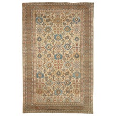 Mid-19th Century Persian Bakshaish Rug