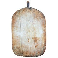 Mid-19th Century Rustic Pine Bread Board