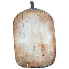 Mid-19th Century Rustic Pine Bread Board
