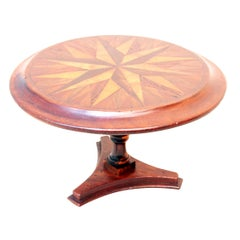 Mid-19th Century Specimen Wood Miniature Centre Table