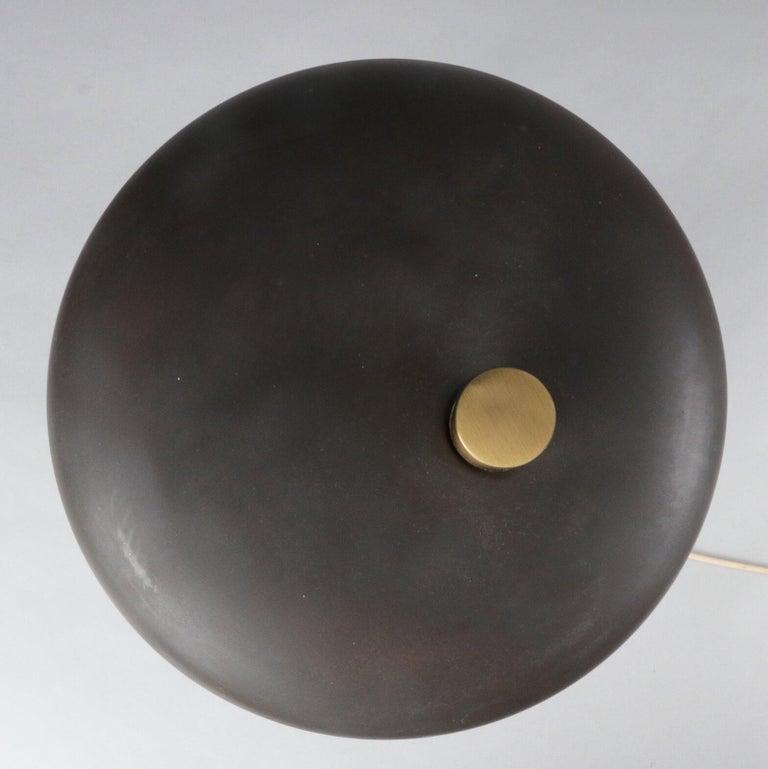 Mid-20th Century Modern German Desk Lamp Mushroom Lamp by Egon Hillebrand For Sale 5