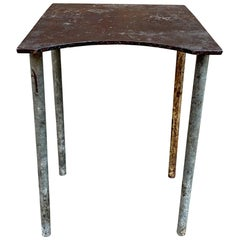 Mid-20th Century American Industrial Table
