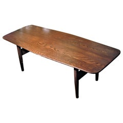 Mid-20th Century American Studio Craft Movement Coffee Table