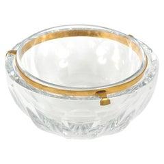Mid-20th Century Baccarat Crystal Caviar Service
