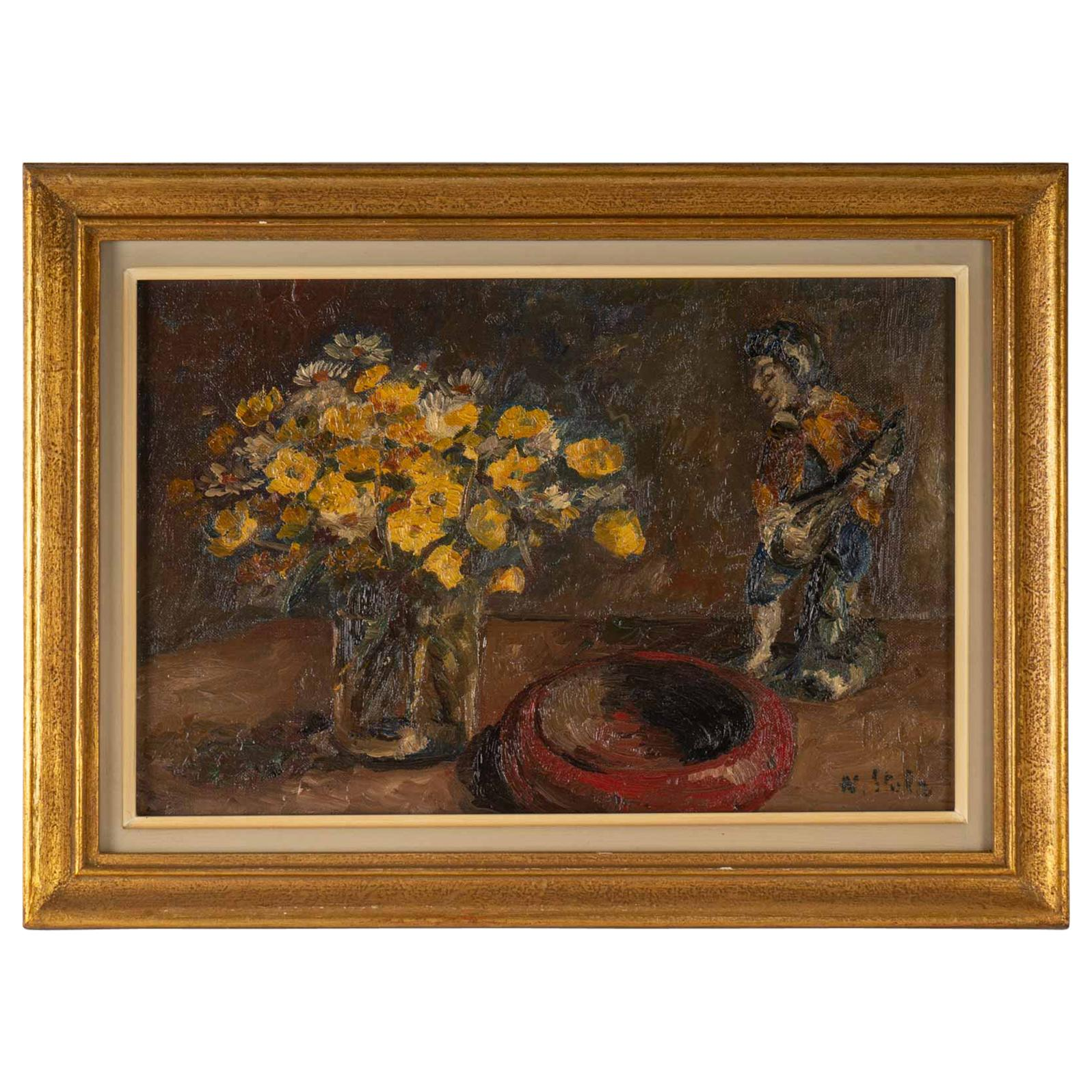 Mid 20th Century, Bouquet of Flowers