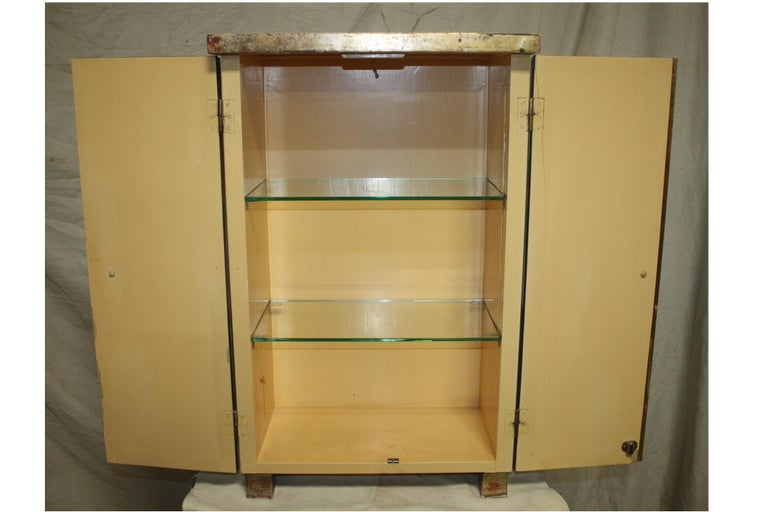 Mid-20th Century Cabinet For Sale 9