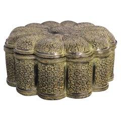 Mid-20th Century Chinese Bronze Box