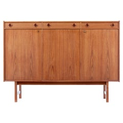 Mid-20th Century Danish Teak Sideboard