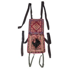 Mid-20th Century Embroidered Baby Carrier, Dong People of Guizhou, South China