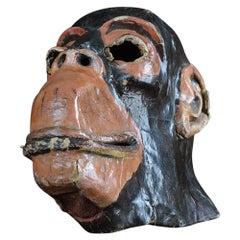 Mid-20th Century English Theatre Mask