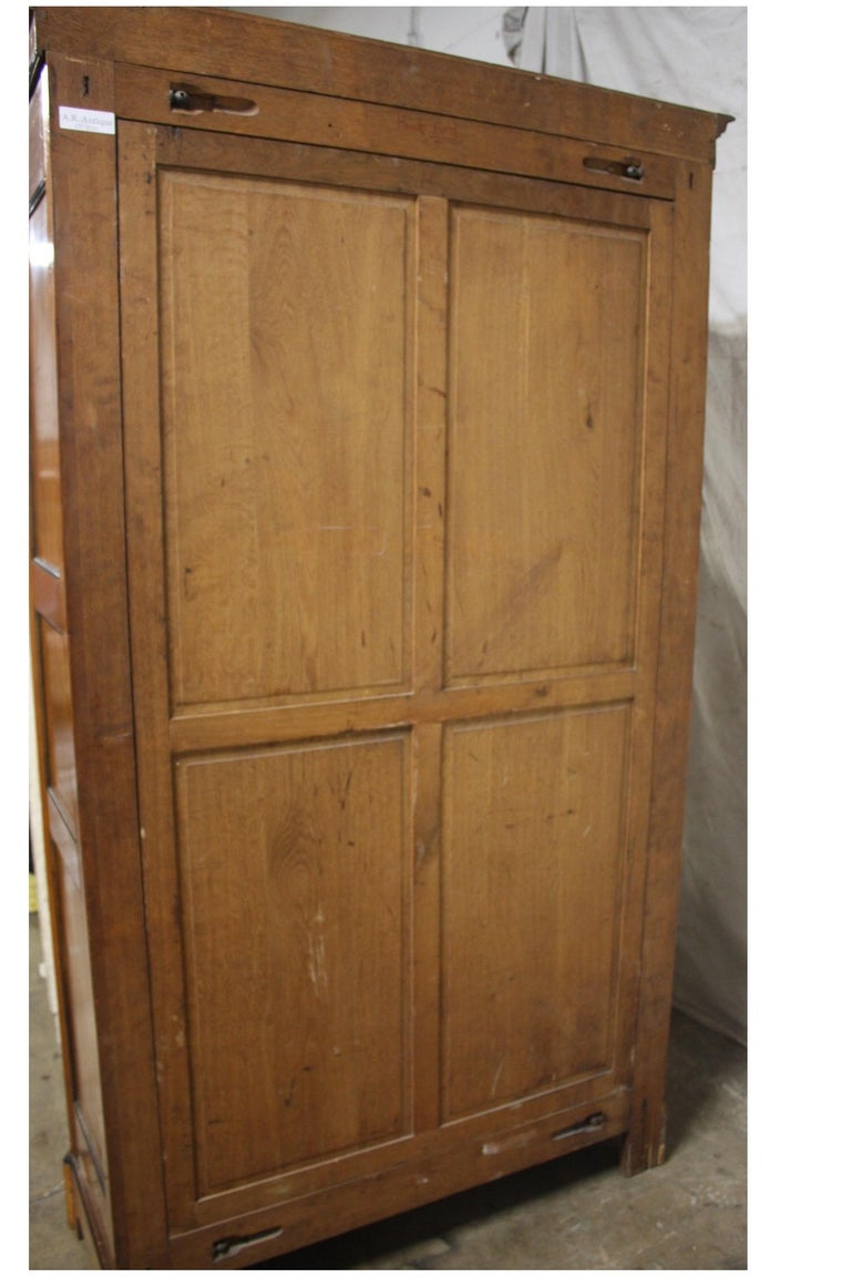 Mid-20th Century French Armoire For Sale 5
