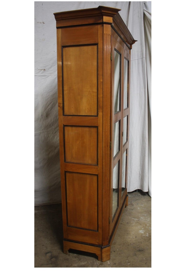 Mid-20th Century French Armoire For Sale 7