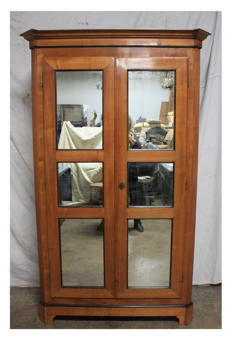Mid-20th century French armoire.