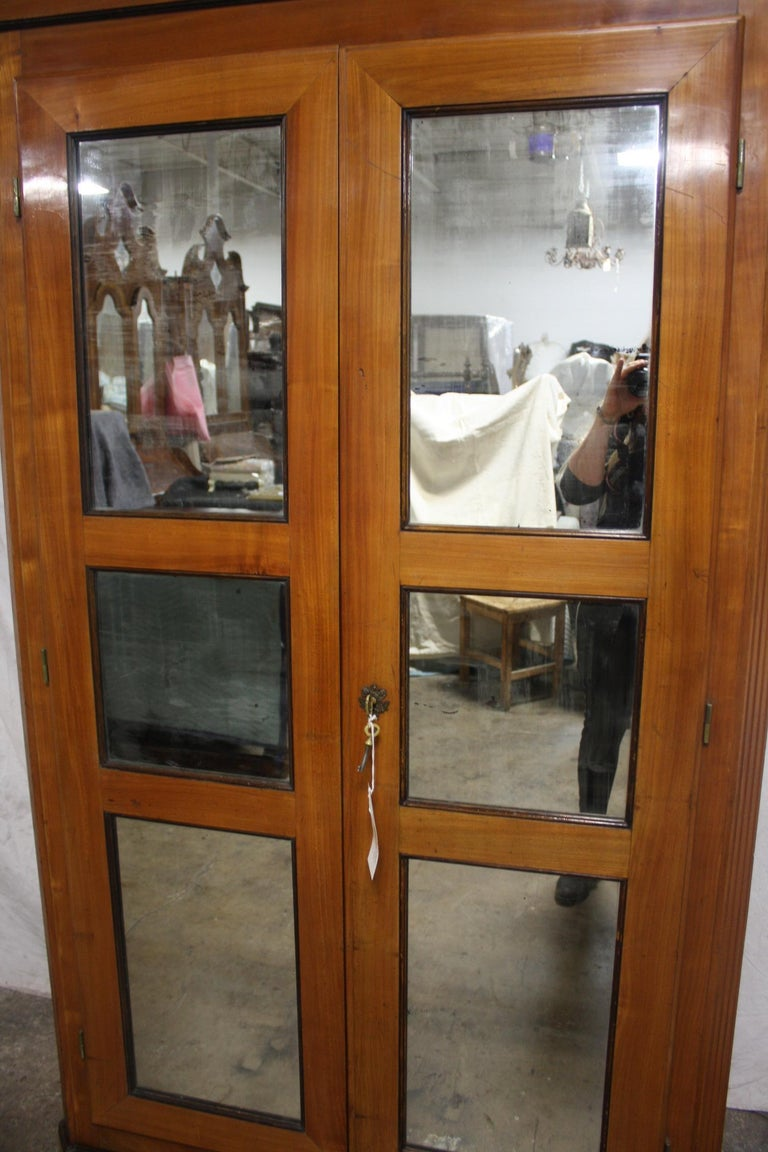 Directoire Mid-20th Century French Armoire For Sale