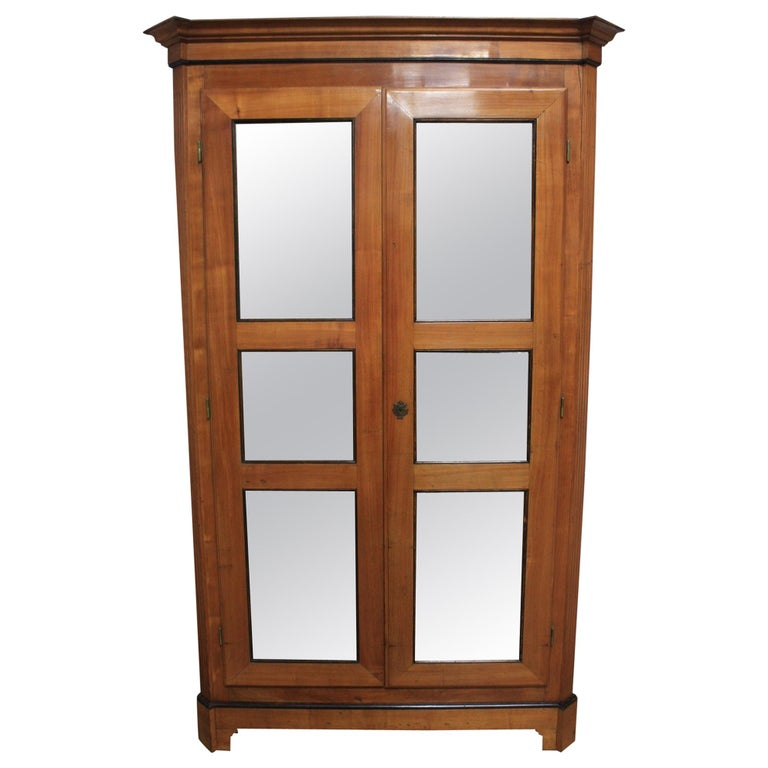 Mid-20th Century French Armoire For Sale