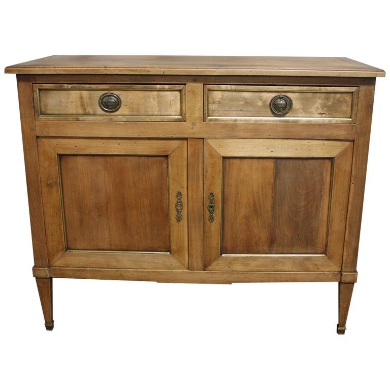 Mid-20th Century French Buffet For Sale