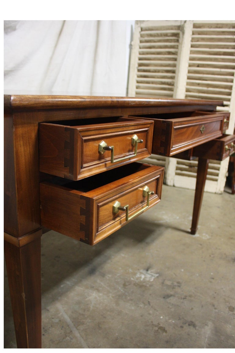 Mid 20th Century French Desk For Sale 7