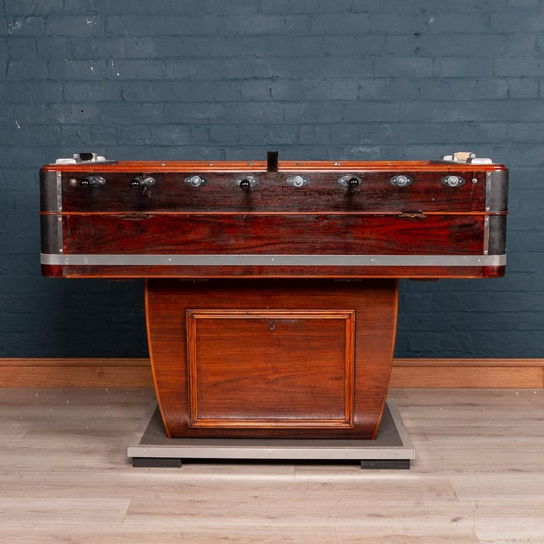 Wood Mid-20th Century French Table Football Game For Sale