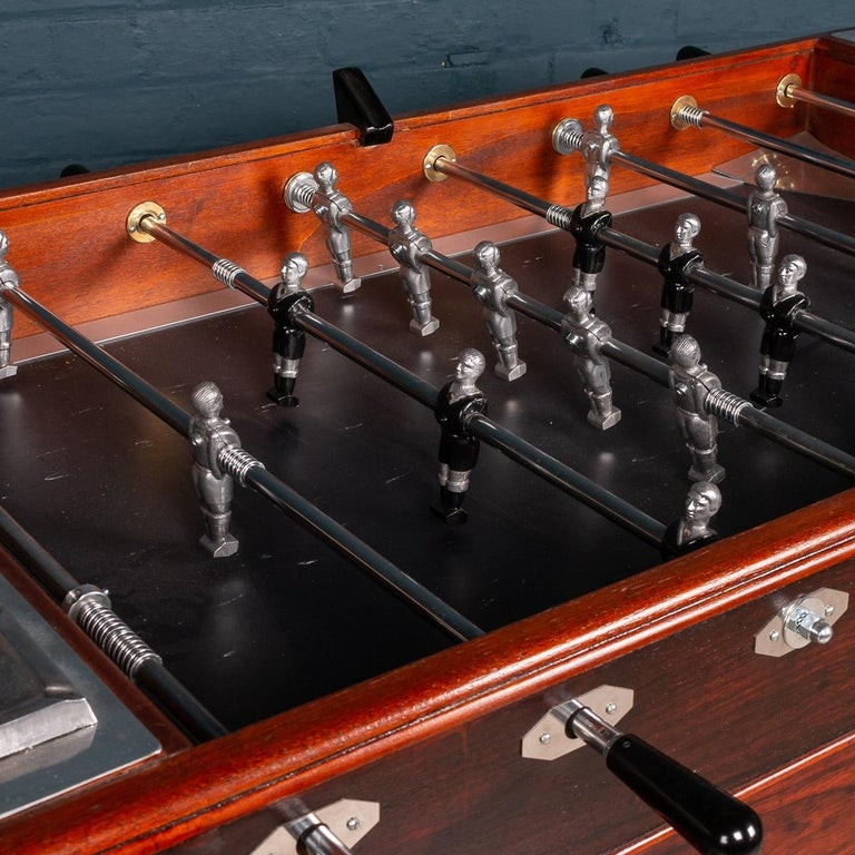 Mid-20th Century French Table Football Game For Sale 3