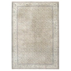 Mid-20th Century Handmade Turkish Sivas Small Room Size Accent Rug