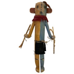 Mid-20th Century Hopi Kachina Doll
