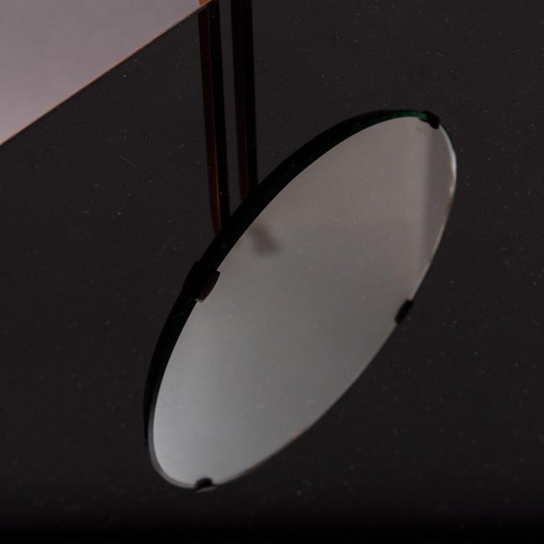 Mid-20th Century Italian Copper Vanity Table For Sale 9