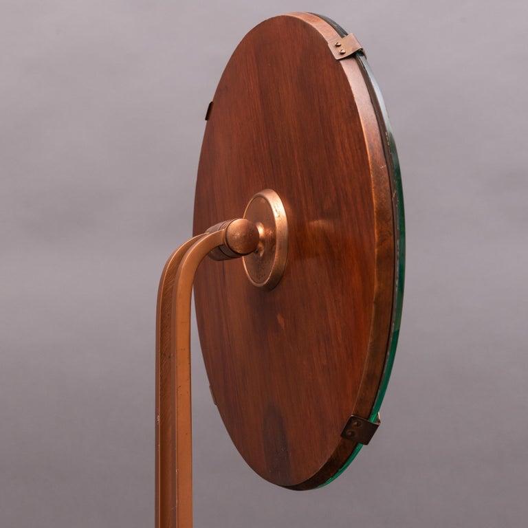 Mid-Century Modern Mid-20th Century Italian Copper Vanity Table For Sale