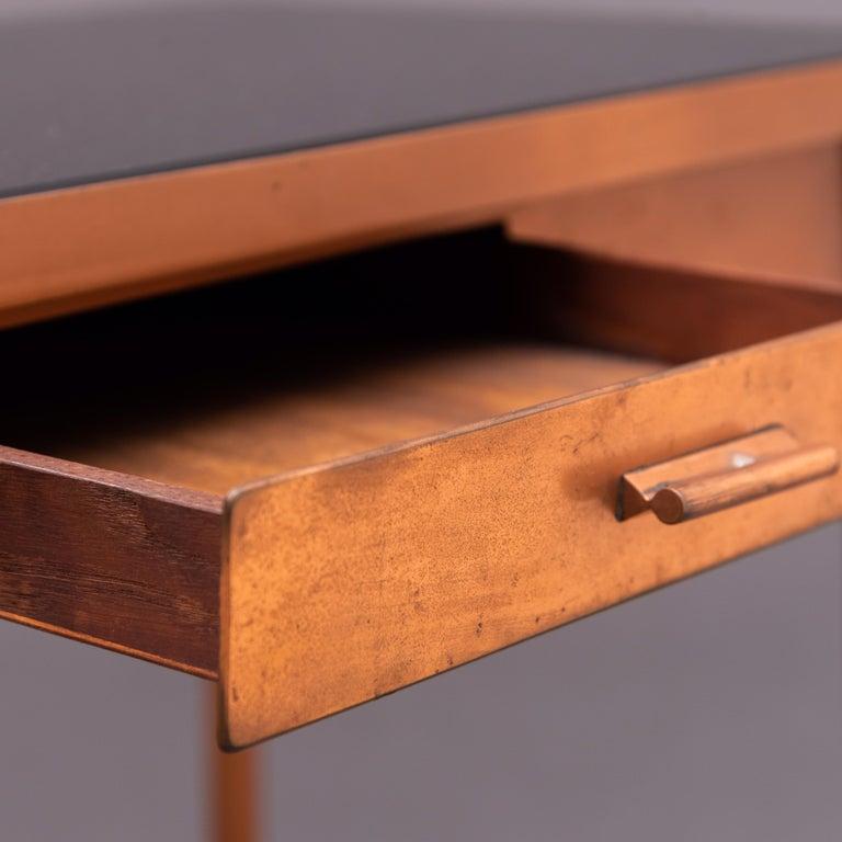 Mid-20th Century Italian Copper Vanity Table For Sale 5