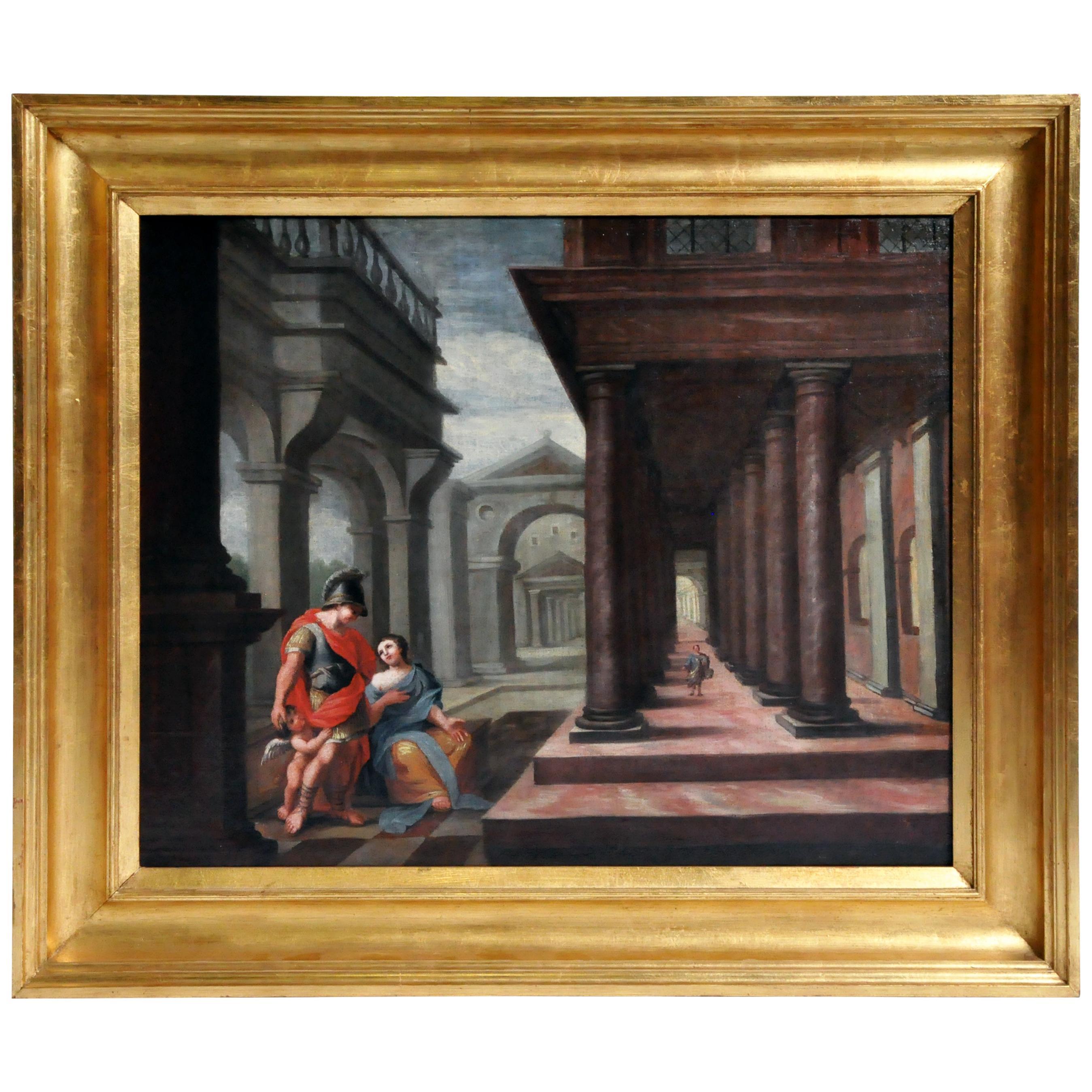 Mid-20th Century Italian Painting