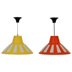 Mid-20th Century Italian Pendant Lights