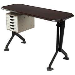 Mid-20th Century Italian Small Vintage Desk by Studio BBPR for Olivetti