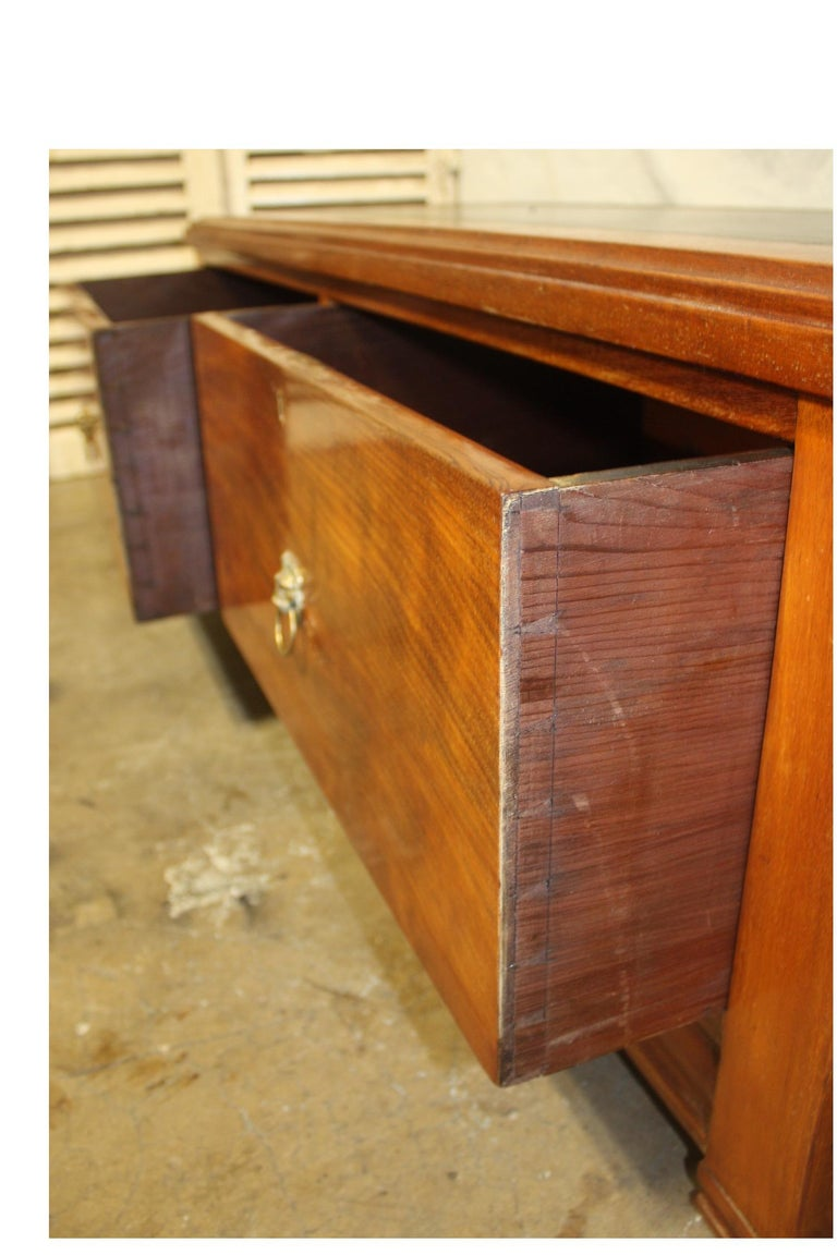 Mid-20th Century Low Table Cabinet For Sale 5