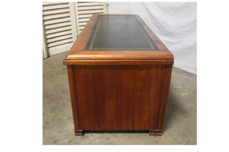 Mid-20th Century Low Table Cabinet In Good Condition For Sale In Atlanta, GA