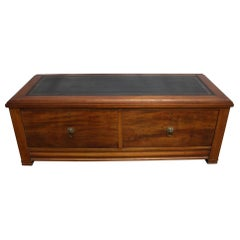 Mid-20th Century Low Table Cabinet