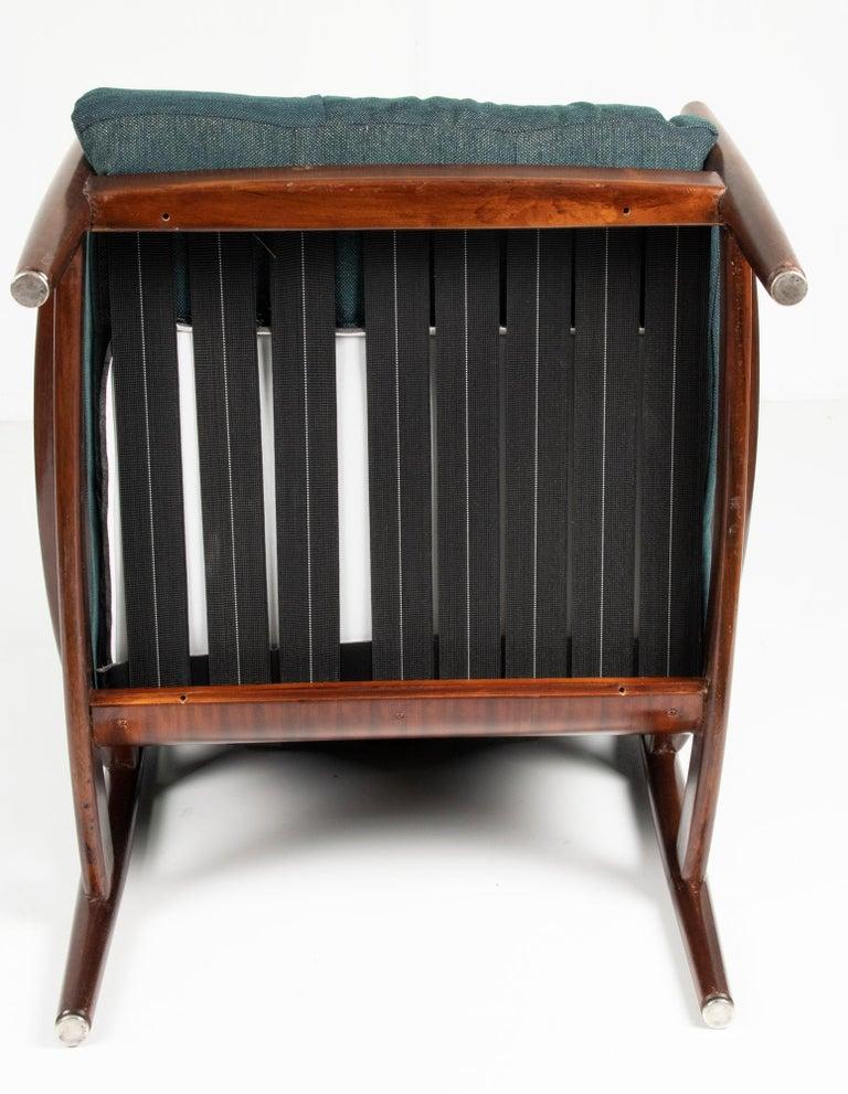 Mid-20th Century Modern Danish Armchair 12