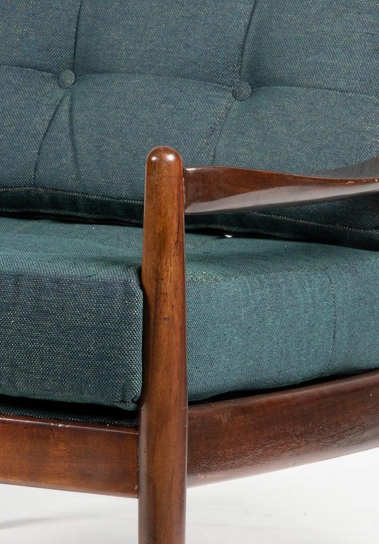 Mid-Century Modern Mid-20th Century Modern Danish Armchair