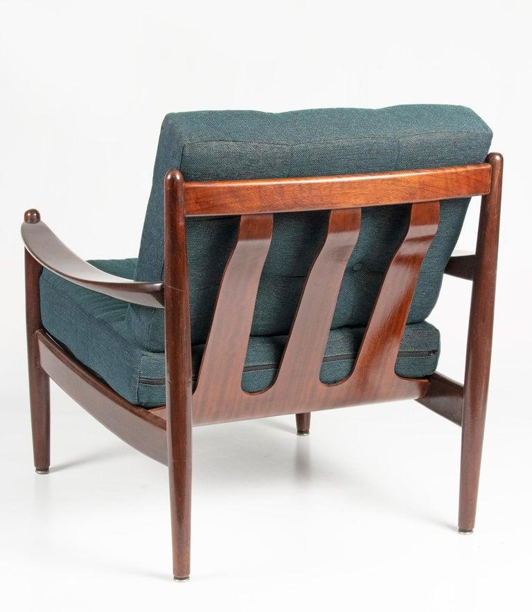 Mid-20th Century Modern Danish Armchair 2