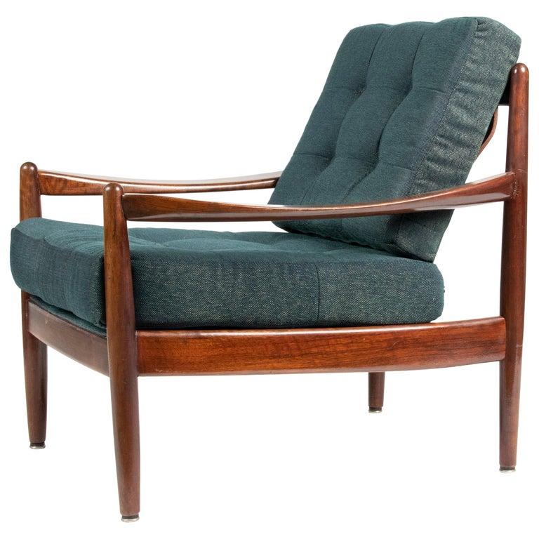 Mid-20th Century Modern Danish Armchair