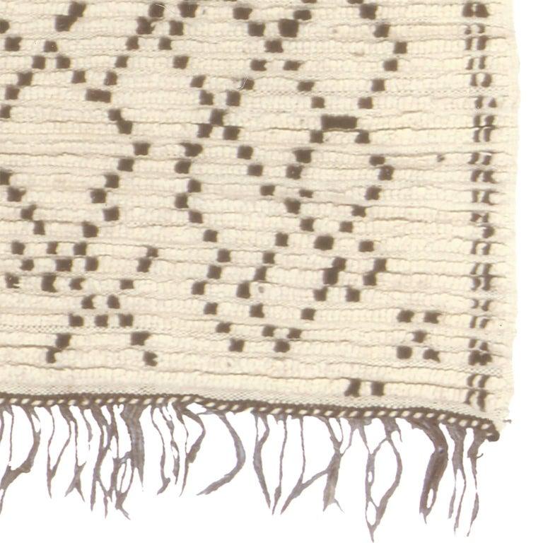 Mid 20th Century Moroccan Berber Carpet