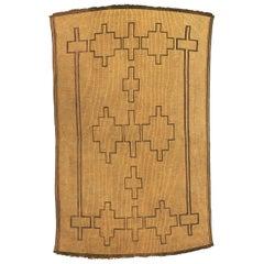 Mid-20th Century Moroccan Tuareg Mat