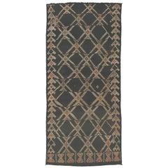 Mid-20th Century Moroccan Zaiane Carpet