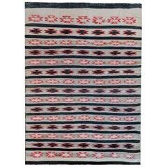 MId-20th Century Navajo Rug